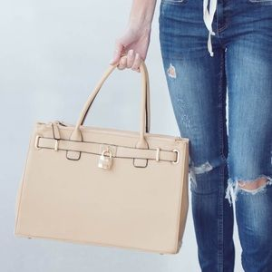 Handbags - Beige / Tan / Cream / Tote / Bag / Purse